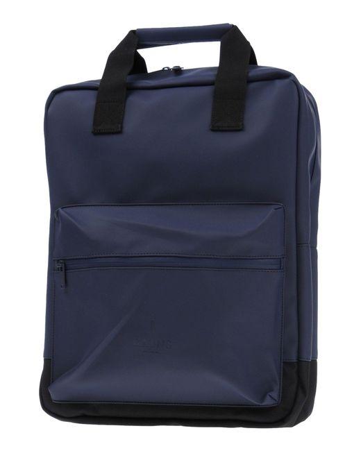 Rains - Blue Backpacks & Bum Bags - Lyst