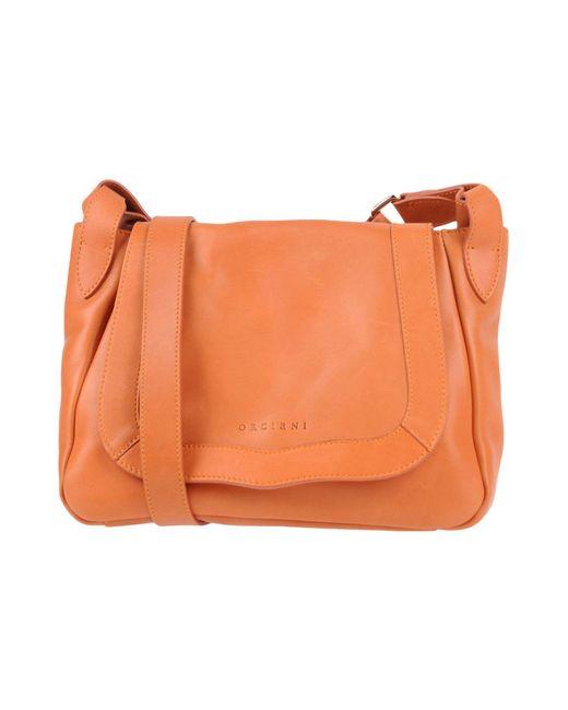 BAGS - Cross-body bags Orciani NJmn1
