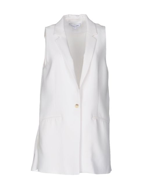 Elizabeth and James - White Blazer - Lyst