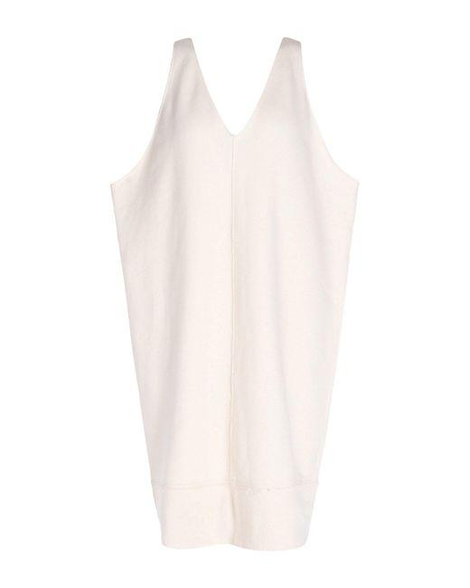 Rag & Bone White Knee-length Dress