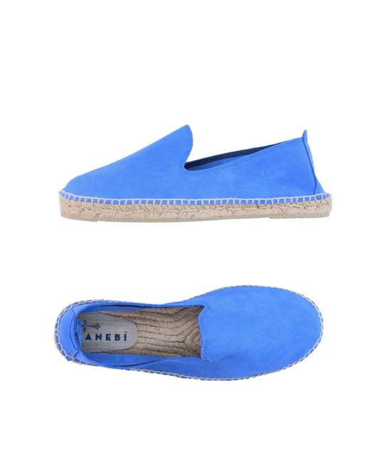 Manebí - Blue Espadrilles for Men - Lyst