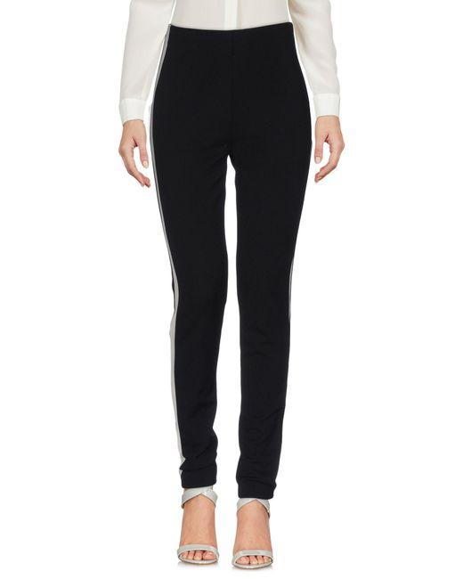 Prada - Black Casual Pants - Lyst
