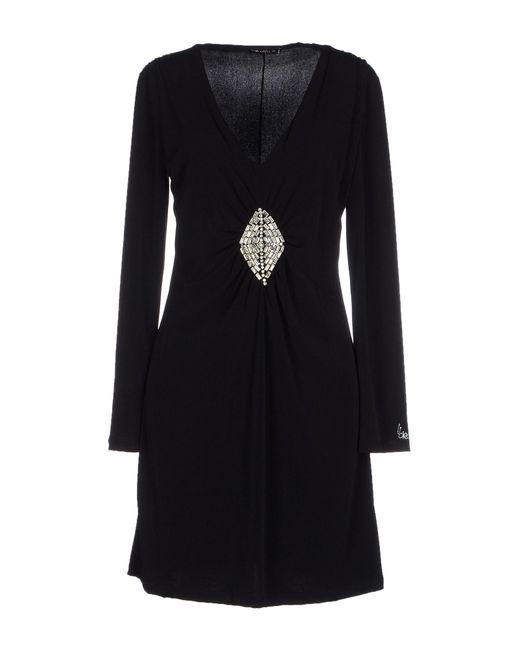 Lafty Lie - Black Short Dress - Lyst