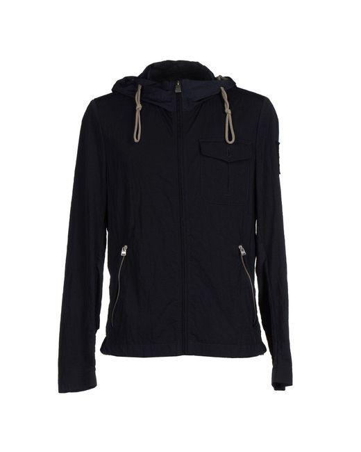 Dekker - Blue Jacket for Men - Lyst