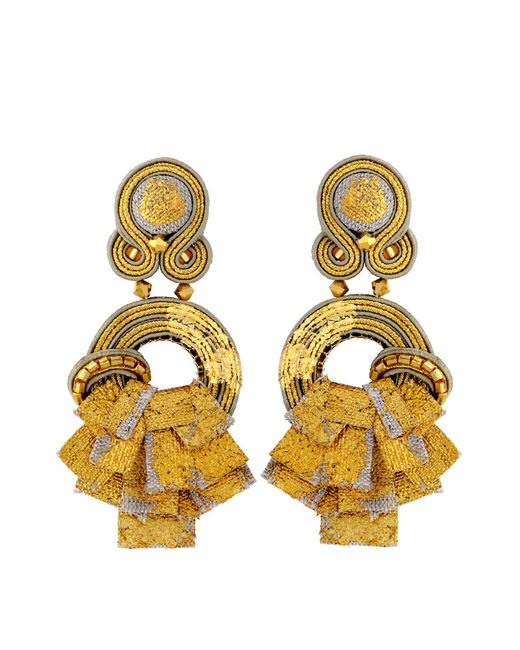 Dori Csengeri | Metallic Earrings | Lyst