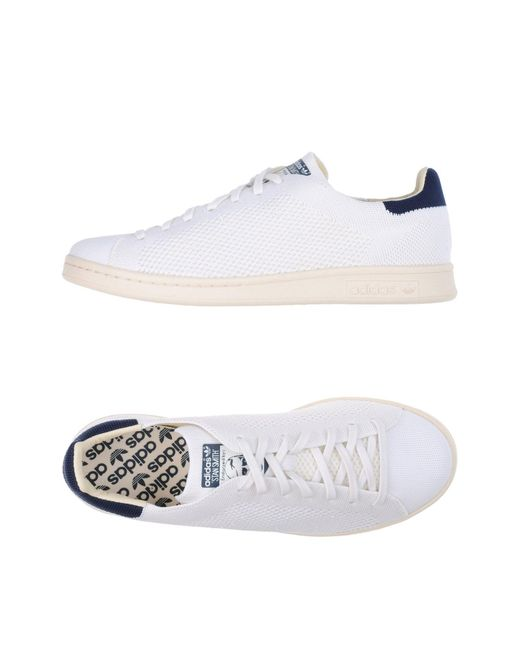 Adidas Originals - White Low-tops & Sneakers for Men - Lyst