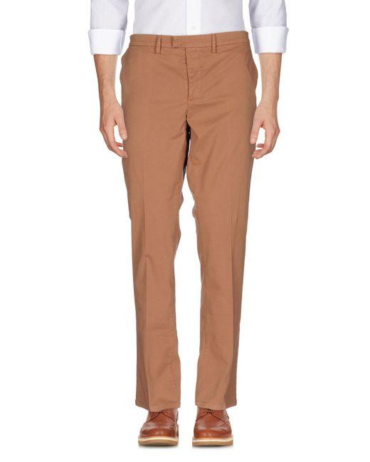 Haikure | Brown Casual Trouser for Men | Lyst
