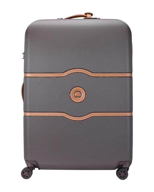 5838aa46a Delsey - Brown Wheeled luggage - Lyst ...