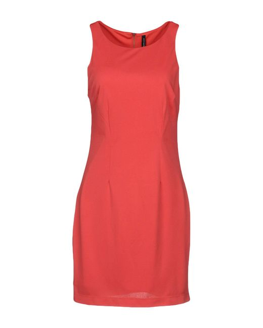 W118 by Walter Baker - Red Short Dresses - Lyst