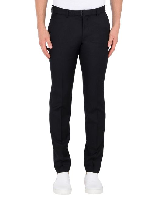The Kooples | Black Casual Pants for Men | Lyst
