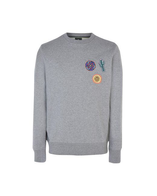 PS by Paul Smith - Gray Sweatshirts for Men - Lyst