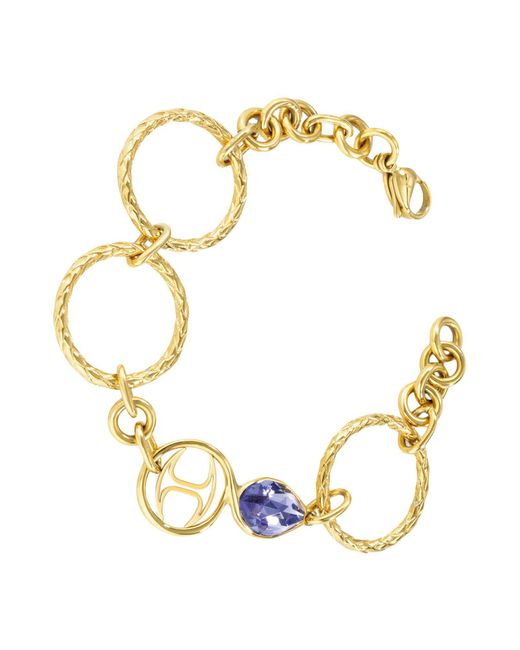 Just Cavalli | Metallic Bracelet | Lyst