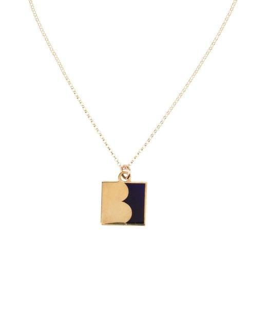Lily Kamper | Metallic Necklace | Lyst