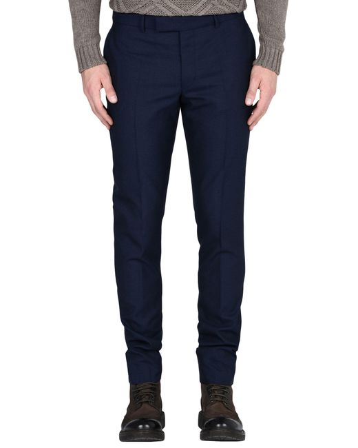 The Kooples - Blue Casual Pants for Men - Lyst
