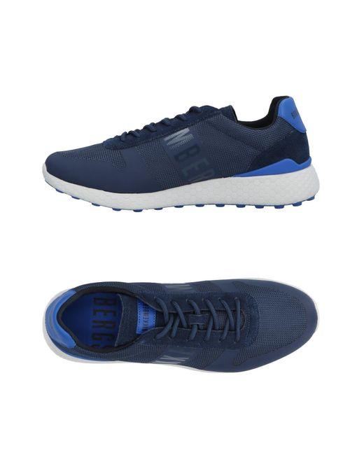 Bikkembergs - Blue Low-tops & Sneakers for Men - Lyst