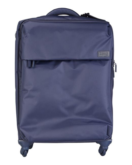 Lipault - Blue Wheeled Luggage for Men - Lyst