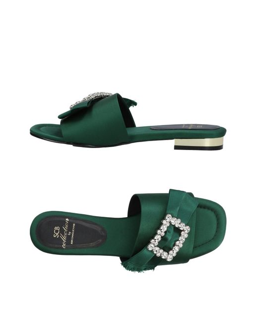 Suecomma Bonnie - Green Sandals - Lyst