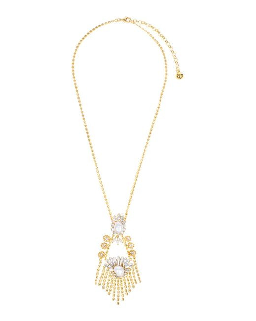 Shourouk | Metallic Necklace | Lyst