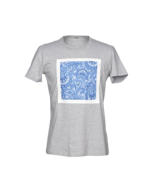 Roda Gray T-shirt for men