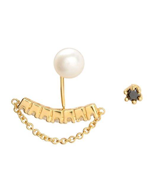 Iosselliani - Metallic Earrings - Lyst