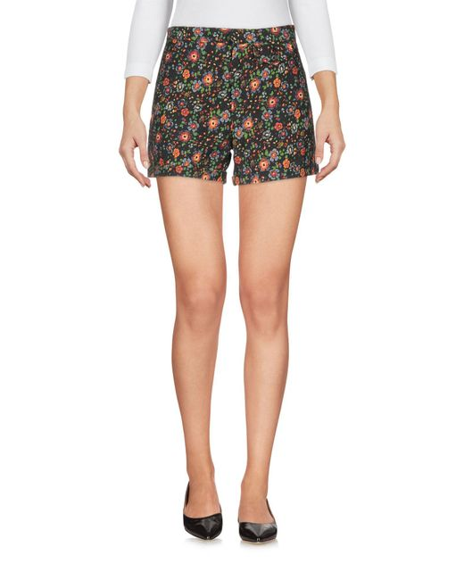 Étoile Isabel Marant Black Shorts