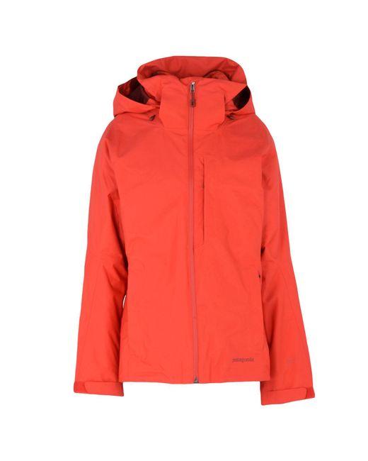 Patagonia - Red Jacket - Lyst