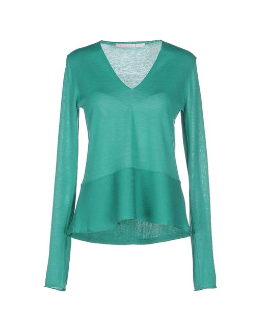 Schumacher - Green Sweater - Lyst
