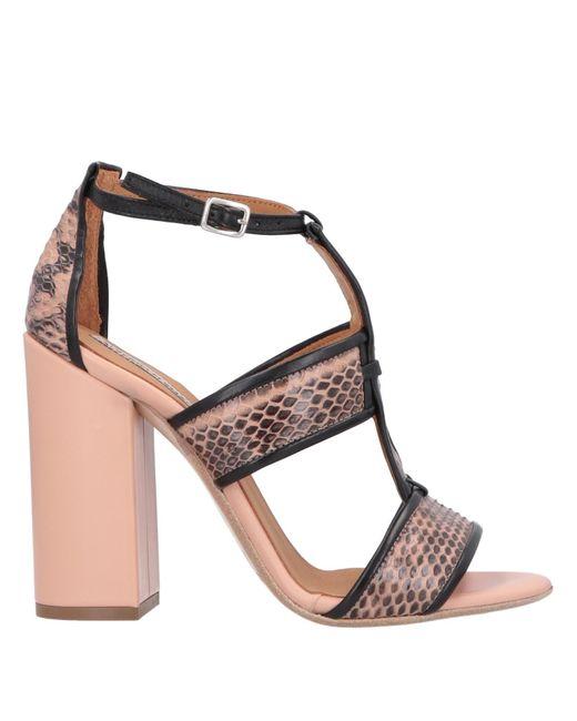 Alberto Fermani - Multicolor Sandals - Lyst