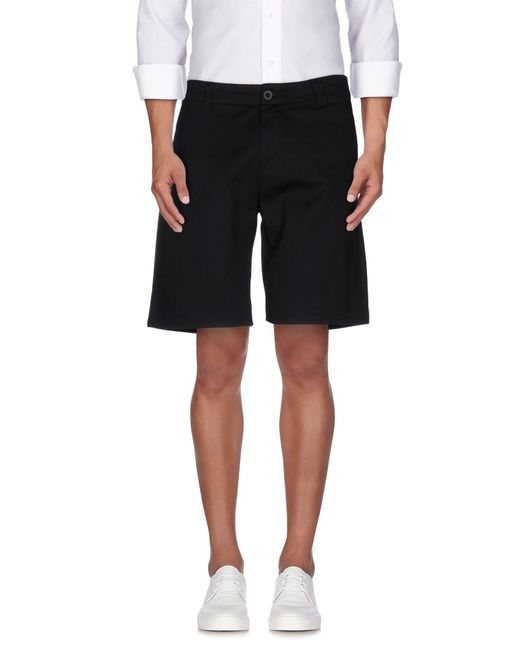 Brixton | Black Bermuda for Men | Lyst