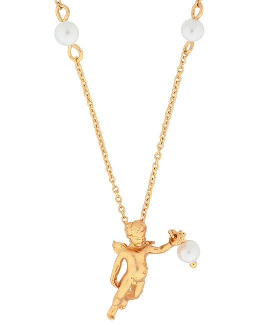 Bill Skinner Metallic Necklace