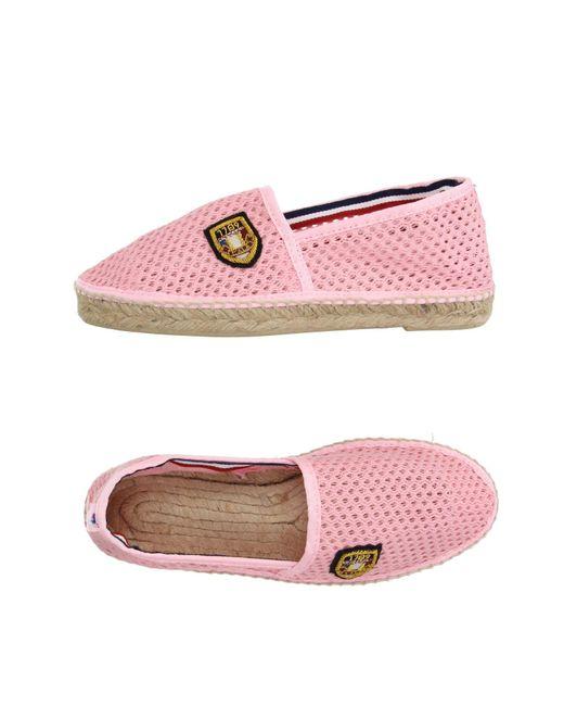 1789 Cala | Pink Espadrilles | Lyst