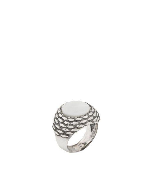 Emanuele Bicocchi | White Ring | Lyst