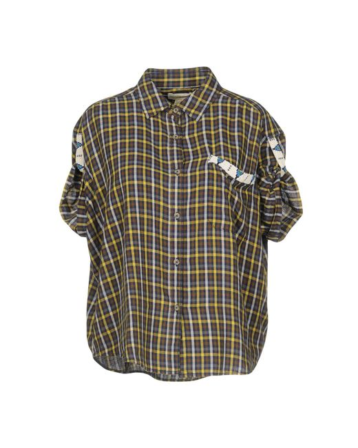 Denim & Supply Ralph Lauren - Brown Shirt for Men - Lyst