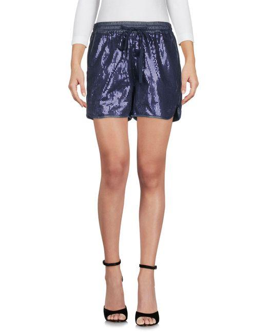 Liu Jo - Blue Shorts - Lyst
