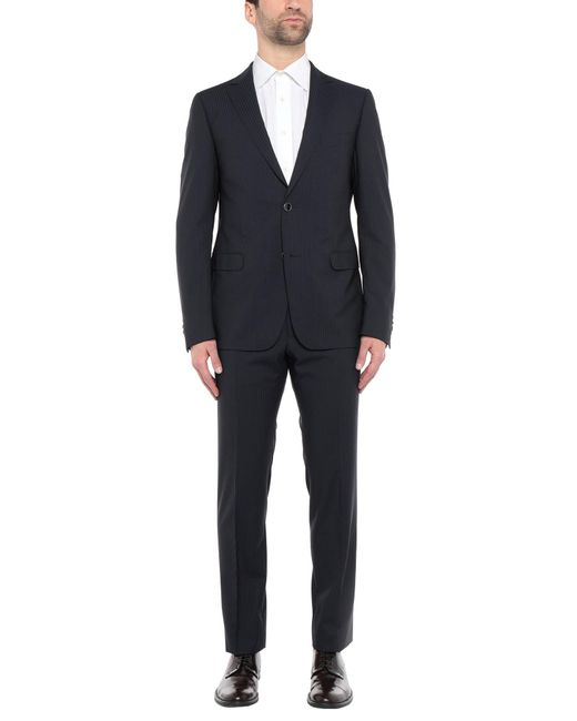 Z Zegna - Blue Suit for Men - Lyst