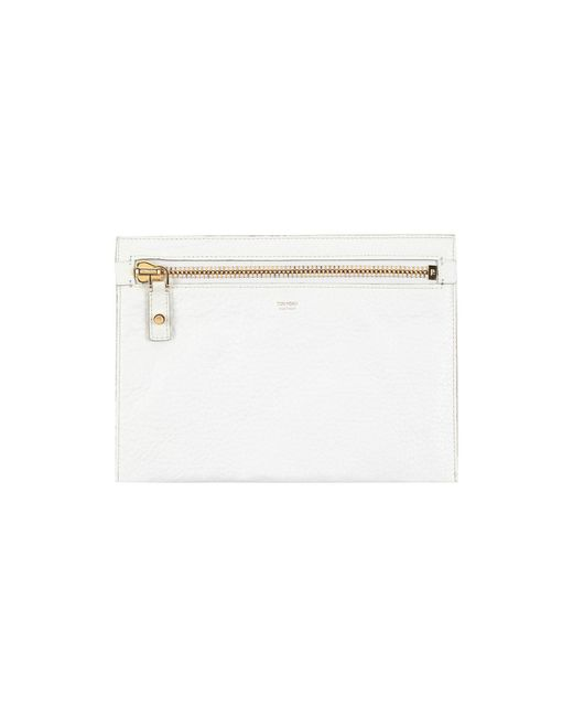 Tom Ford - White Pouch - Lyst