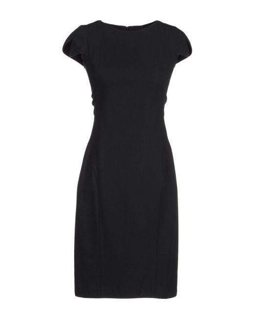DSquared² - Blue Short Dress - Lyst