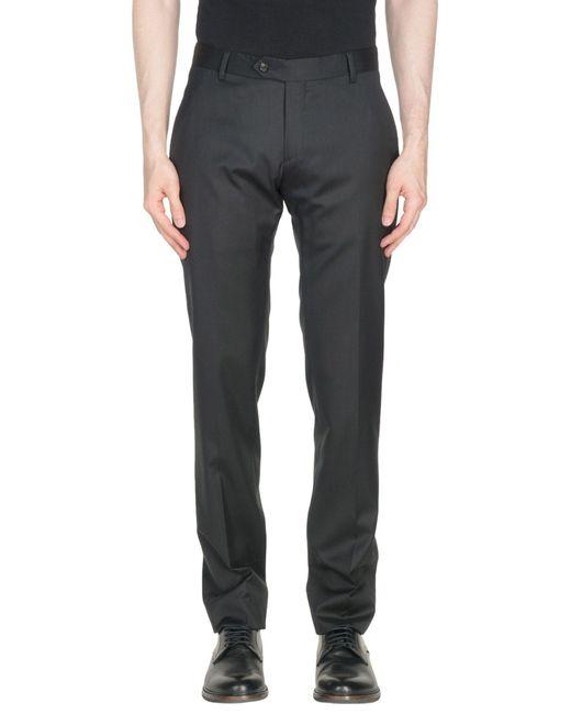 Tonello - Black Casual Pants for Men - Lyst
