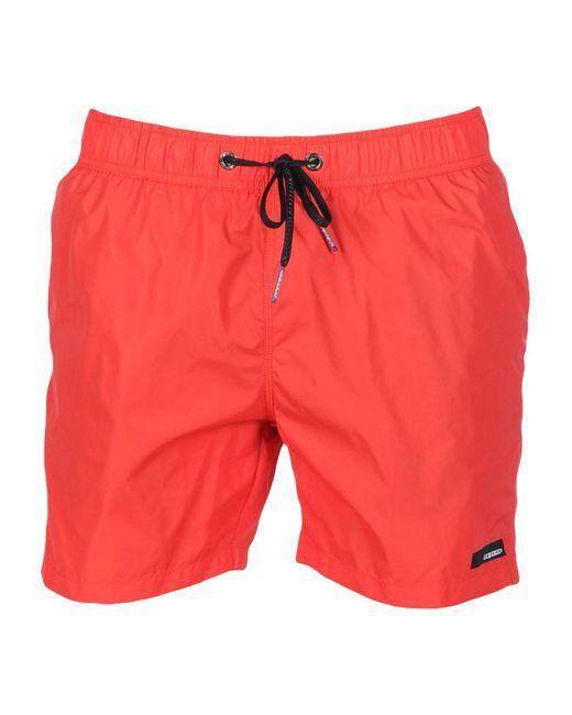 Rrd | Red Swim Trunks for Men | Lyst