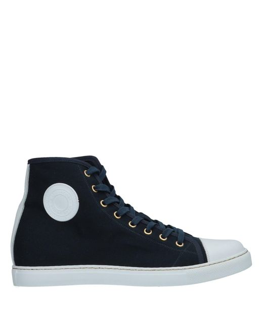 Marc Jacobs - Blue High-tops & Sneakers for Men - Lyst