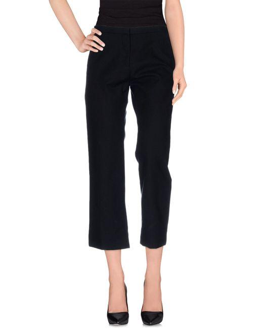 Marni - Blue Casual Pants - Lyst