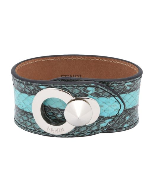 Fendi | Blue Bracelet | Lyst