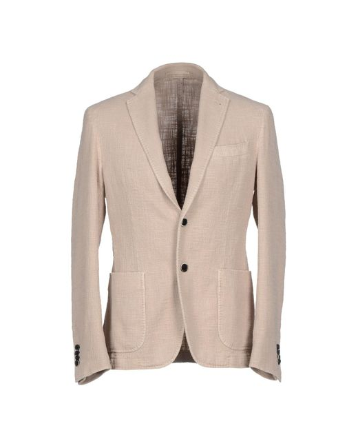 Roda - Natural Blazer for Men - Lyst