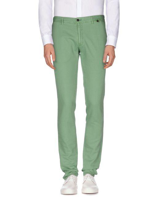 L.b.m. 1911   Green Casual Trouser for Men   Lyst