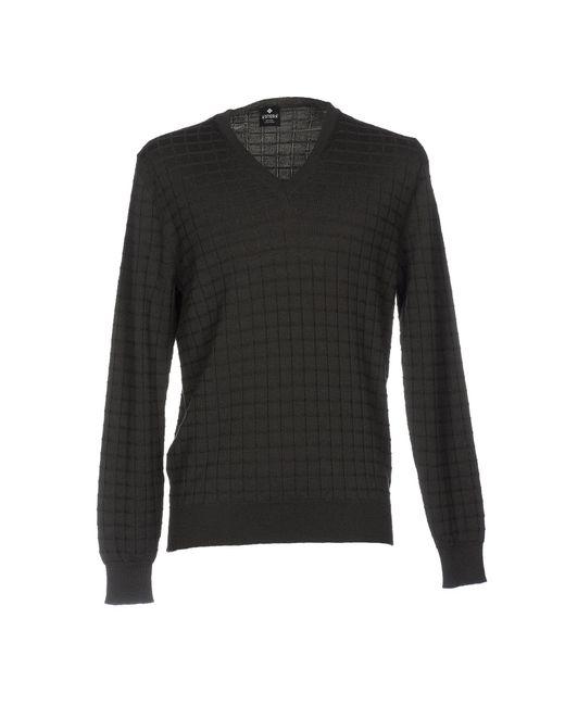 Andrea Fenzi - Gray Sweater for Men - Lyst