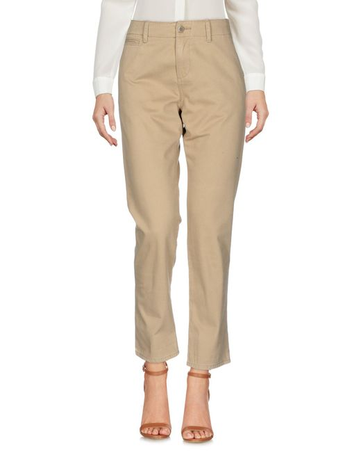 Denim & Supply Ralph Lauren - Natural Casual Trouser - Lyst