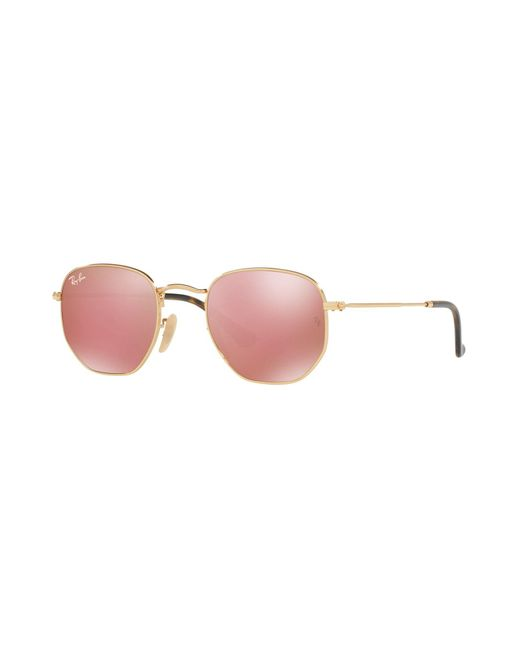 Ray-Ban - Pink Sunglasses for Men - Lyst
