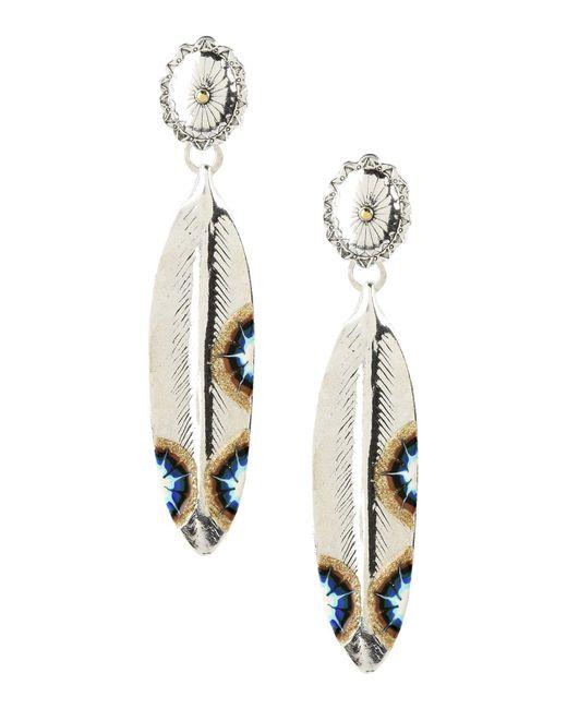 Gas Bijoux   Metallic Earrings   Lyst