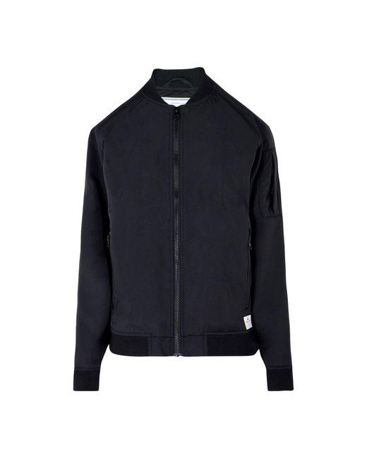 Penfield - Black Jacket - Lyst