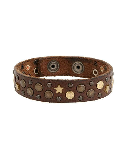 HTC | Brown Bracelets | Lyst